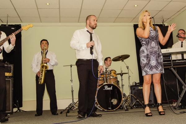 The Shakers Wedding Bands Scotland